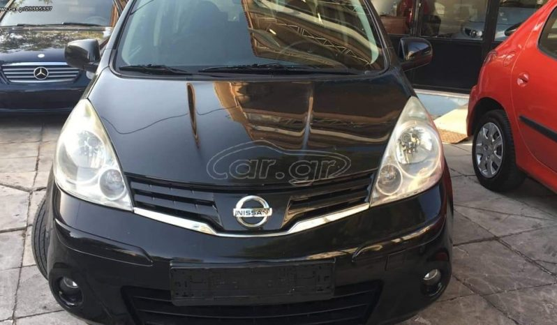 Nissan Note '09 full