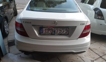 Mercedes-Benz C 250 '12 full